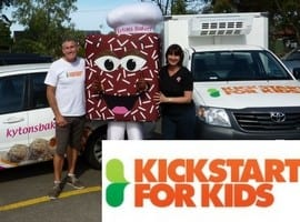 KickStart For Kids supported by Kytons Bakery