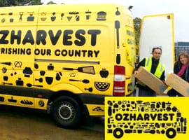 Oz Harvest supported by Kytons Bakery