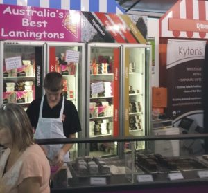 Show stand 14