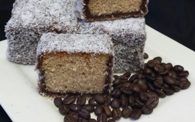 Coffee Lamingtons – the journey from concept to launch