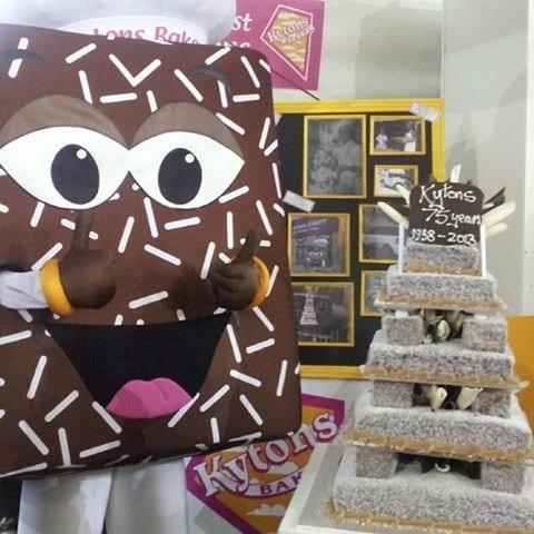 Happy 75th Birthday Kytons Bakery