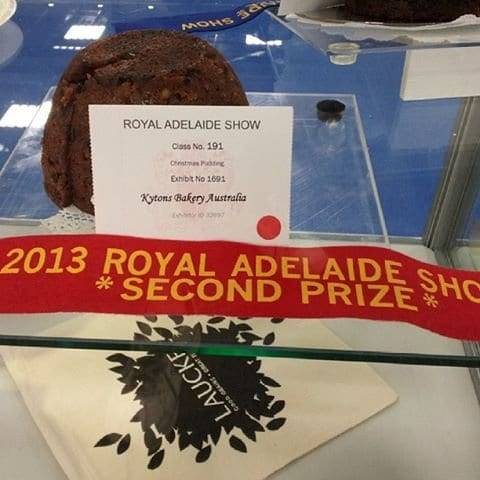 Kytons picks up two prizes at the Royal Adelaide Show