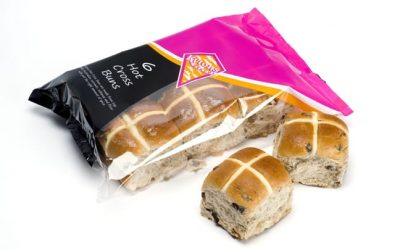 Five Weeks today until Kytons starts baking its multi-award winning Hot Cross Buns – Yum