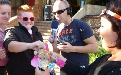 Kytons Menz FruChocs Hot Cross Buns: From radio stunt to Easter tradition