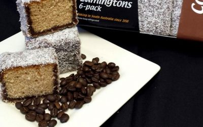 The story of the coffee lamington