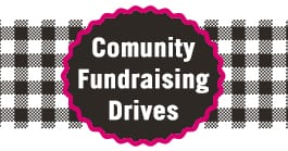 Kytons Fundraising Drives for your charity or organisation