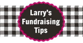 Larry's Fundraising Tips with Kytons Bakery products