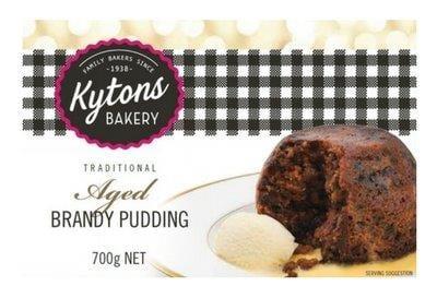 Aged Brandy Pudding - 700g