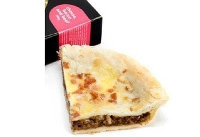 Cheese Beef and Bacon Pie - Family Size