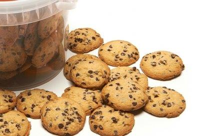 Choc Chip Bucket - 750g