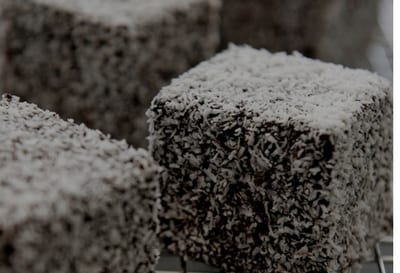Traditional Lamingtons - 12 Pack