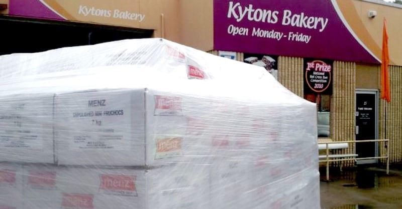 Kytons Menz Fruchocs hot cross buns are go
