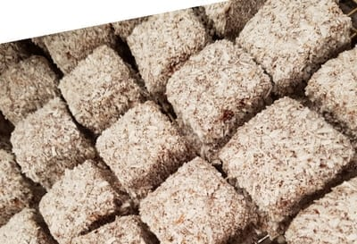 Mini Lamingtons