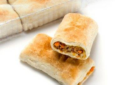 Pasty Rolls - 6 Pack