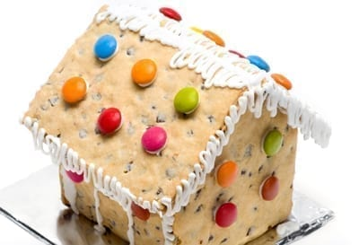 Santa Choc Chip House