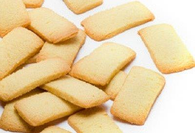 Butter Shortbread Fingers - 180g