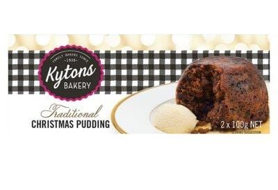 Traditional Christmas Pudding - Twin Pack