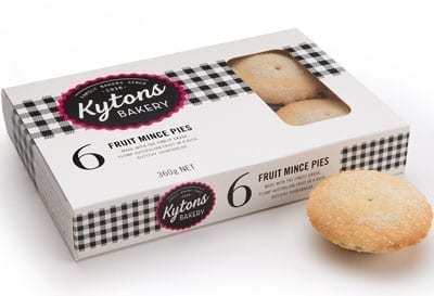 Mince Pies - 6 Pack