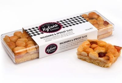 Macadamia and Apricot Slice - 165g