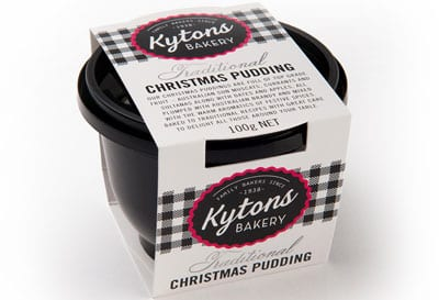 Traditional Christmas Pudding - Food Service 100g