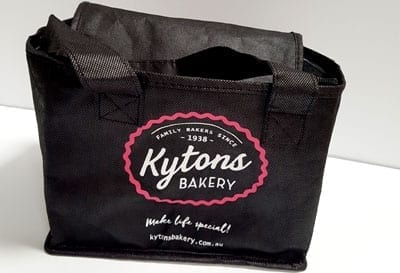 Kytons cooler bag