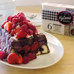 Kytons Lamington Summer Pudding by Bree May