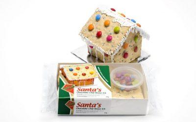 Kytons Santa's Choc Chip House