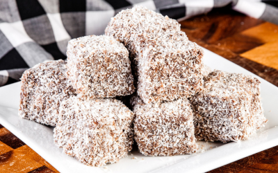 Have Fun & Celebrate National Lamington Day on July 21st