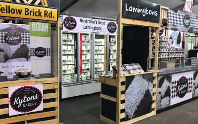 The Kytons team love being part of the South Australian spirit at the Royal Adelaide Show. So we're back again for our 13th year in 2019