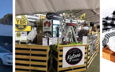 Kytons Bakery – Celebrating National Lamington Day and working in the time of Covid-19