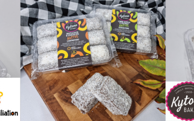 Kytons Bakery releases two new native flavoured lamingtons in collaboration with Edible Reconciliation